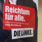 """""""Reichtum für Alle"""" oder """"Armut für Alle""""?"""