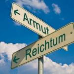 Teilung in Arm und Reich in Deutschland