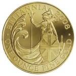 Gold_englische Britannia