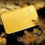Deutsches Gold ist überall und nirgends