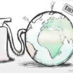 Vergleich des Wohlstandes der Nationen