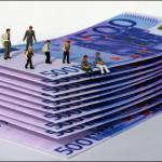 Gespräch über Geld