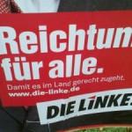 Nettovermögen über neun Billionen Euro in der Hand weniger Deutscher