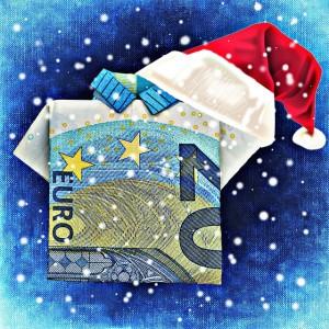 Weihnachten, Armut